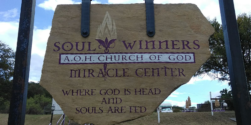 Soul Winners AOH Church of God Miracle Center